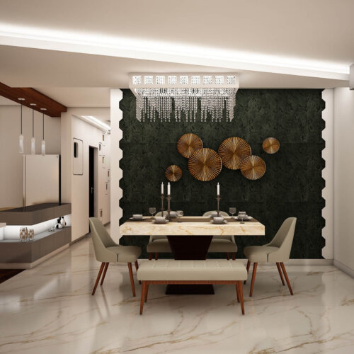 3_Dining space_Hiranandini Project